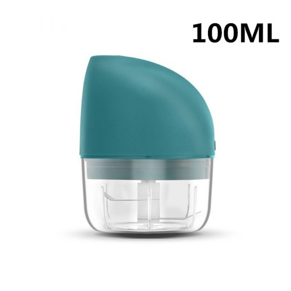 Rechargeable Mini Electric Food Chopper and Meat Grinder_4