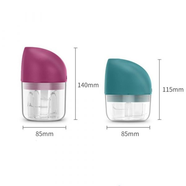 Rechargeable Mini Electric Food Chopper and Meat Grinder_11