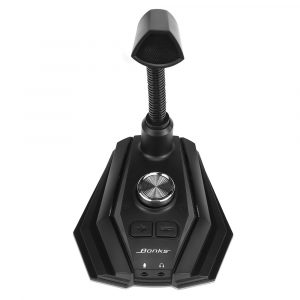 USB Interface RGB Noise Reduction Computer Microphone