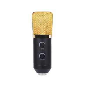 BM-300 USB Wired Condenser Microphone for Computer Studio