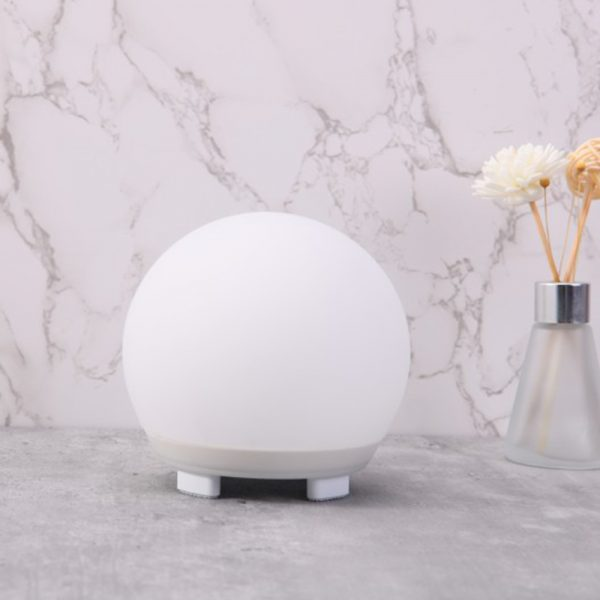 Color Changing LED Night Light Ball with Remote and Button Control_3