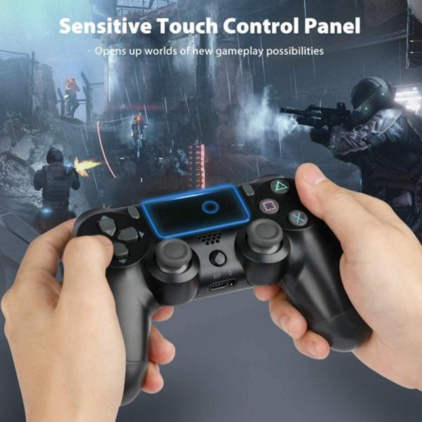 Wireless Bluetooth Joystick for PS4 Console for PlayStation Dual-shock 4_16