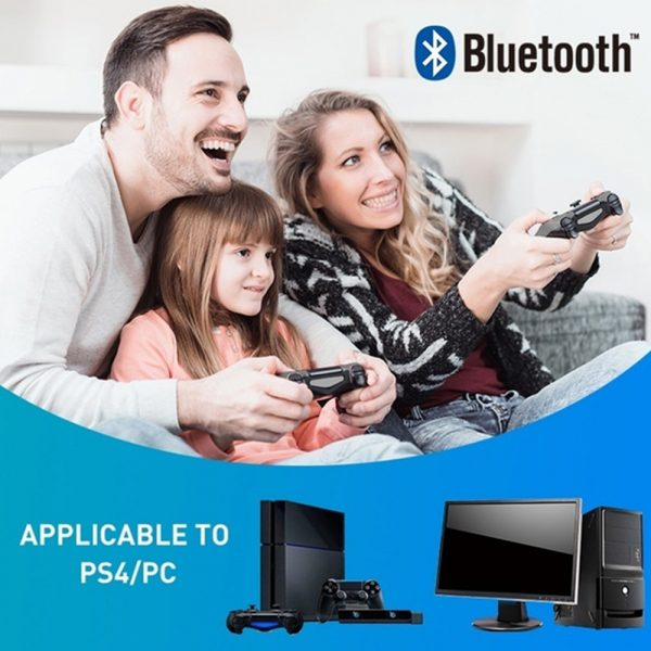 Wireless Bluetooth Joystick for PS4 Console for PlayStation Dual-shock 4_7