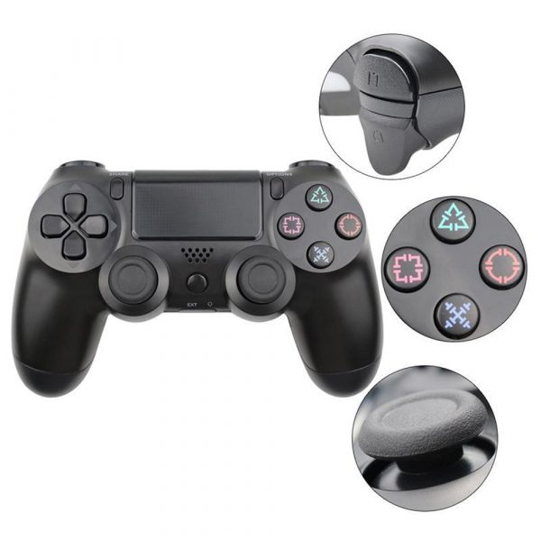 Wireless Bluetooth Joystick for PS4 Console for PlayStation Dual-shock 4_8