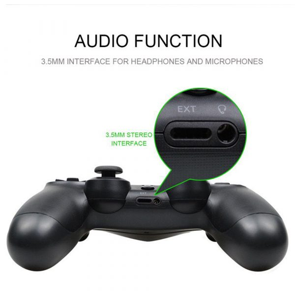 Wireless Bluetooth Joystick for PS4 Console for PlayStation Dual-shock 4_14