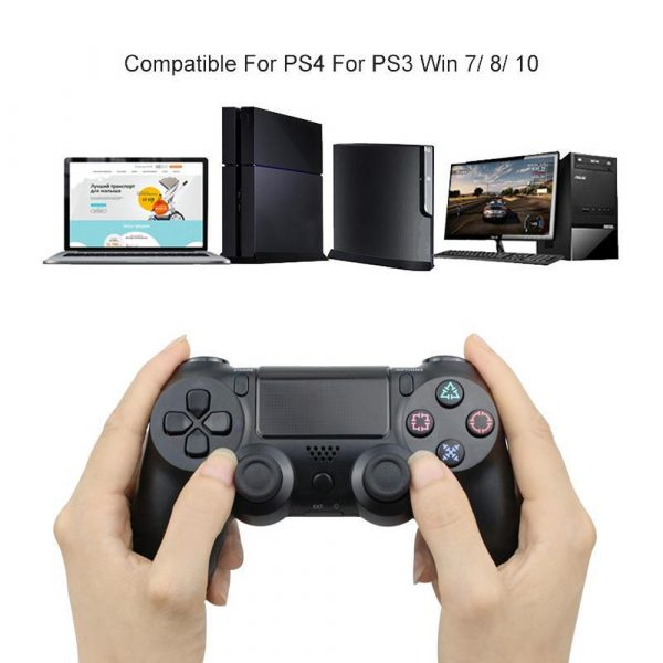 Wireless Bluetooth Joystick for PS4 Console for PlayStation Dual-shock 4_11