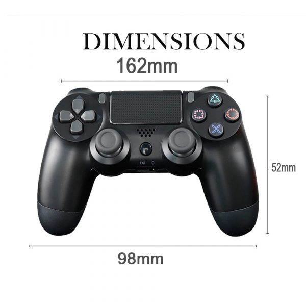 Wireless Bluetooth Joystick for PS4 Console for PlayStation Dual-shock 4_13