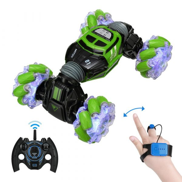 4WD RC Stunt Drift Car with Hand Gesture Remote Control_7