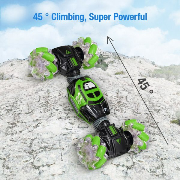 4WD RC Stunt Drift Car with Hand Gesture Remote Control_9