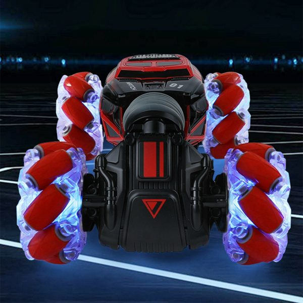 4WD RC Stunt Drift Car with Hand Gesture Remote Control_14
