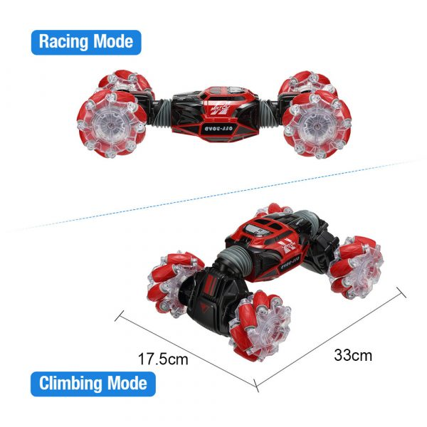 4WD RC Stunt Drift Car with Hand Gesture Remote Control_20