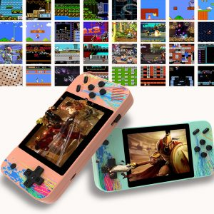 G3 Handheld Video Game Console Built-in 800 Classic Games